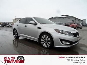 2013 Kia Optima SX TURBO NAVIGATION PANO SUNROOF