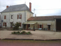 French Masion de Maitre Country House in the Vienne
