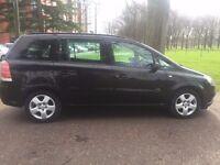 Vauxhall Zafira Club 1.6 (2007) 7 Seater MPV