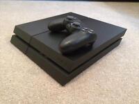 PS4 500gb + Infinite Warfare