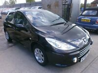2007 PEUGEOT 307 1.4 S 5DOOR HATCHBACK, HPI CLEAR, VERY CLEAN , SERVICE HIOSTORY, DRIVES LIKE NEW