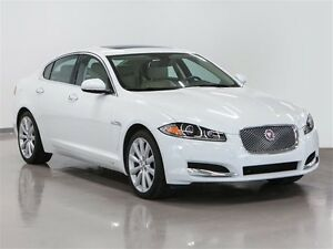 2013 Jaguar XF 3.0L V6 S/C AWD CERTIFIED 6/160 @ 0.9% INTEREST