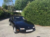 Mazda MX5 MK1 1.8is 1997 UK car.Excellent all round condition