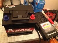 Car battery (063) ready to fit////£5 discount read ad!!