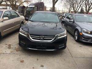 2013 Honda Accord  Touring NO ACCIDENT CERTIFIED AUTOMATIC