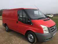 FORD TRANSIT 2.2 TDCI 57 REG 1 OWNER DIRECT FROM ROYAL MAIL WITH FSH - NO VAT!!!!!!!!!!!!!!!!!!!!!!