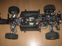 HPI Baja 5T with MANY Upgrades