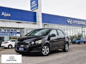 2016 Chevrolet Sonic LT|A/C|Rear View Camera|Remote Start