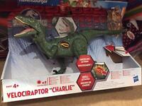 New Jurassic World Dinosaur Toy