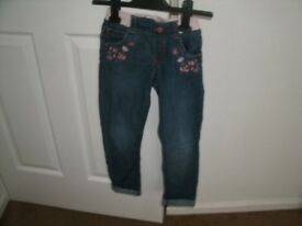job lot of girls clothes aged 6-7yrs