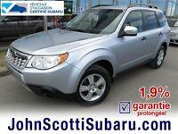 2012 Subaru Forester Convenience