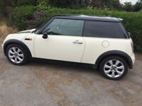 Mini Cooper 54plate heated front seats privacy glass