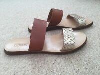 Dune ladies shoes size 7 (EU size 40)