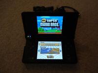 Nintendo DSi Games Console - Plus New Super Mario Bros Game