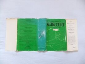 """""""The History of the Battle of AGINCOURT"""" by Sir Harris Nicholas, K.H."""