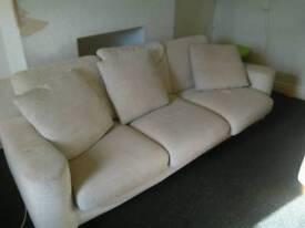 Sofa three seater &Two seater
