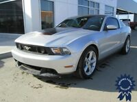 2011 Ford Mustang V6 -  Over 300 HP Under the Silver Hood