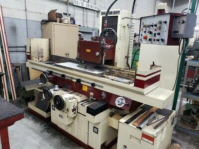 Used Olympic Chevalier Ca-1236-3ap Fully Automatic Surface Grinder Auto 12x36