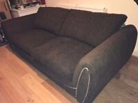 Large Sofa bed by DFS