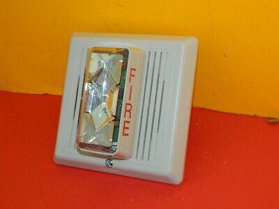 Est Edwards 757-7a-tw Integrity Synchronized Temporal Horn-strobe 1575 Cd White
