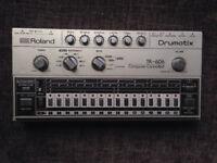 Roland TR 606 drum machine