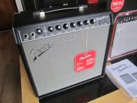 Fender Champion Guitar Amplifier, Boxed, Totally As New.
