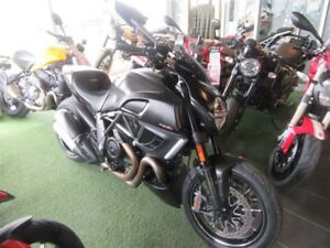 2012 Ducati Diavel Carbon Black