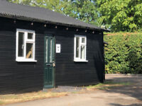 Rural Office - Delightful Location recently refurbished