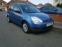 FORD FIESTA 1.4 DIESEL TDCI. LONG MOT.. GOOD RUNNER