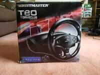 Thrustmaster T80 steering wheel boxed