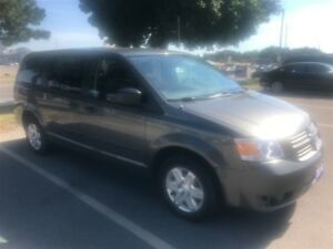 2010 Dodge Grand Caravan SE/One Owner/No accidents/7 Passengers