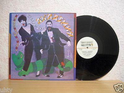 Akademia Cabaret Duet Lolita Tsekalo Russian Kitsch Pop Dance Lp Mint Rare