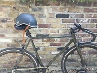 Bike Helmet –Matte Black
