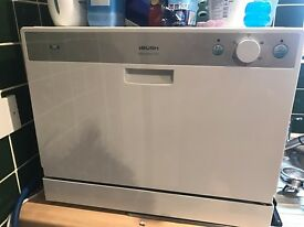 Bush Desktop Dishwasher (WQP6-3202-FS11)