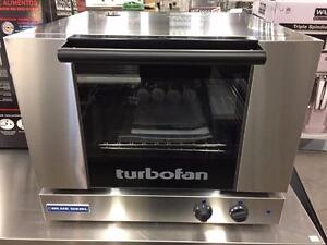 NEW TURBO FAN (BLUE SEAL) MOISTURE INJECTION CONVECTION OVEN