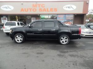 2007 Chevrolet Avalanche 1500 LEATHER, SUNROOF, 4x4