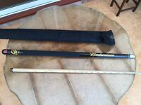 BRAND NEW BUDWEISER SNOOKER/POOL CUE FOR SALE IN WESTON SUPER MARE