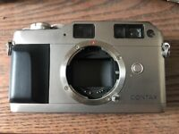 Contax G1 (body only)
