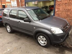 2006 HONDA CR-V 2.2 i-CTDi SE 12 MONTH M.O.T 1 OWNER HPI CLEAR