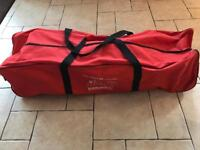 Pushchair carry case travel bag