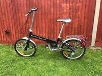 Selling my folding bike