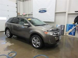 2014 Ford Edge Limited, FORD CERTIFIED