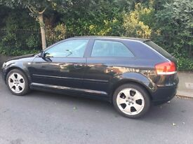 Audi A3 FSI Sport - selling for parts as a whole