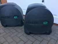 Precor cross trainer cases in good condition. Buyer to collect.