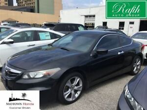 2011 Honda Accord Cpe EX-L Navi at