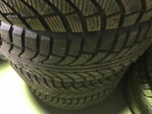 4 pneus dhiver 265/65/17 gt radial champiro pro