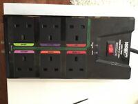 Monster power Audio / Video Powercentre AV 550G+ Power Protection Surge protector