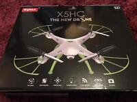 X5hc drone rc quadcopter remote controlled quad