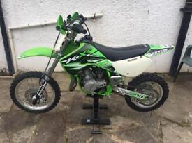 Kawasaki kx65 2003