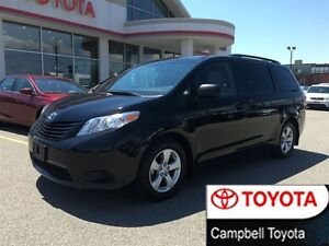 2015 Toyota Sienna FWD V6 CRUISE BACK UP CAMERA QUAD SEATS
